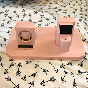 Other - Charging stand for Apple Watch and phone